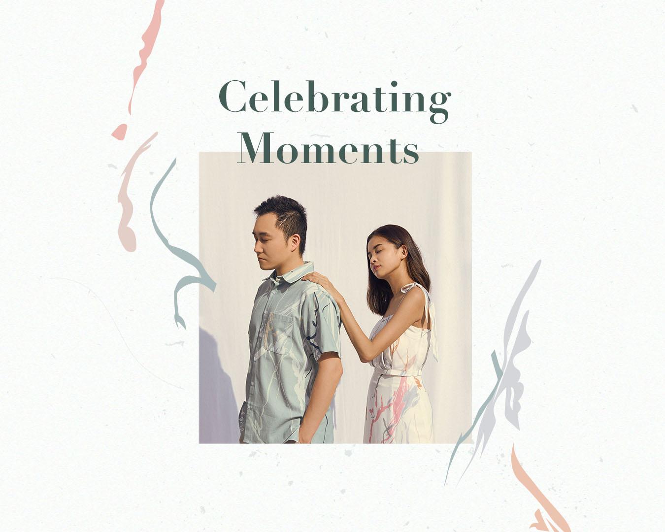 Celebrating Moments