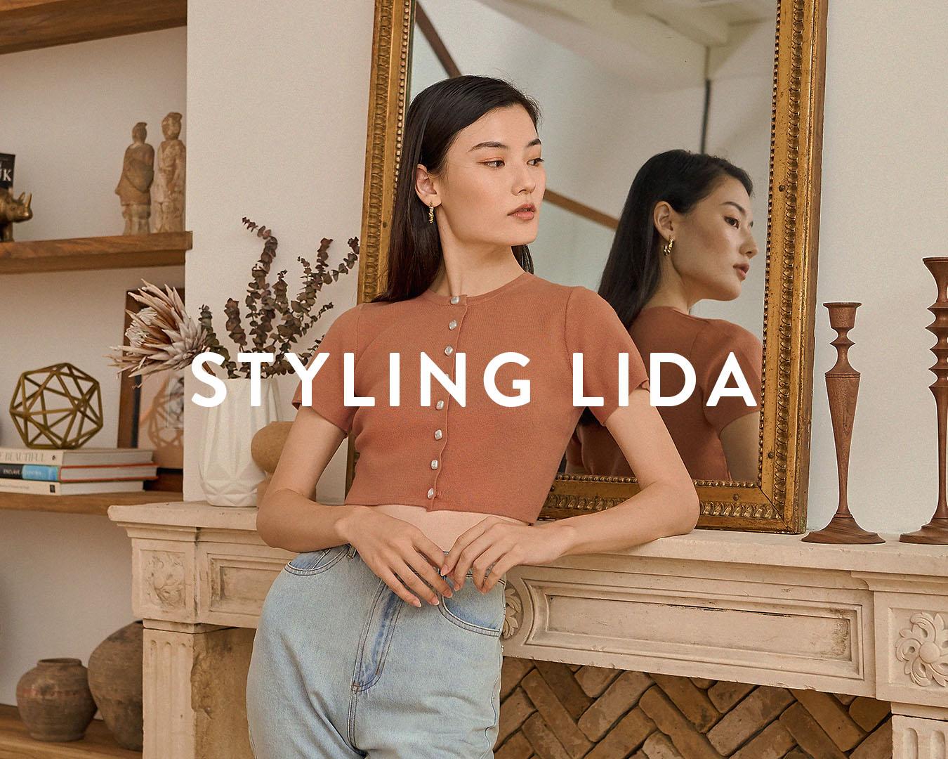 Styling Lida