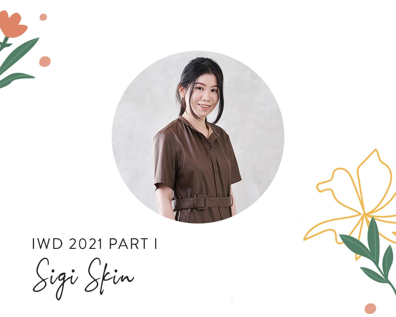 IWD 2021 Part I: Sigi Skin
