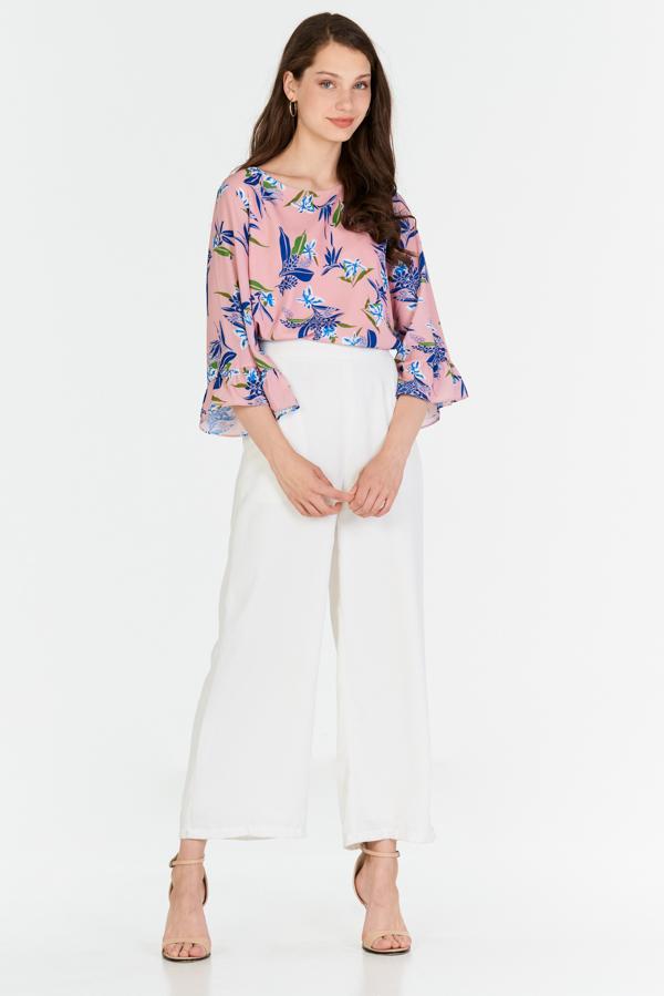 Kacey Floral Printed Top