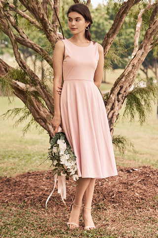 Seville Two Way Dress in Pink