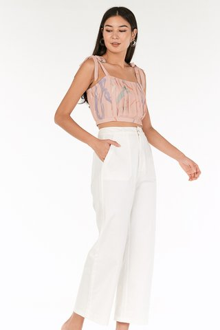 Rinda Pants in White