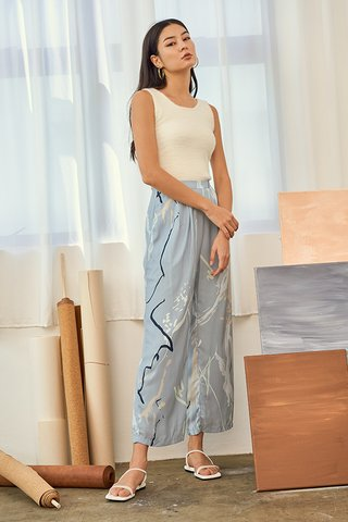 Moments Pants in Blue