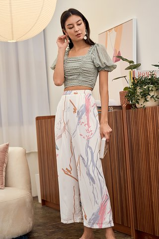 Moments Pants in White