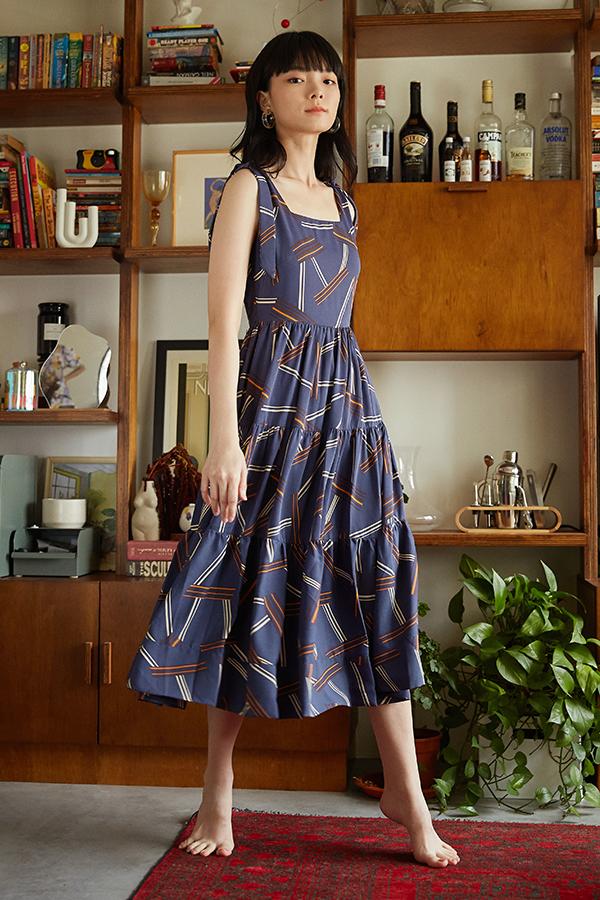 Dayna Midi Dress